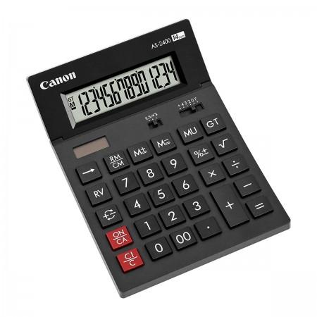 Canon AS-2400 - anzeigender Tischrechner