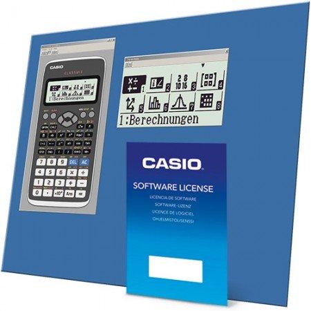 Casio Classwiz Emulator für DEX-Modelle