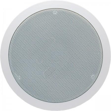 APART CM20T 6,5Zoll Deckenlautsprecher 2-Wege 100Volt 20Watt 16Ohm 60Watt weiss