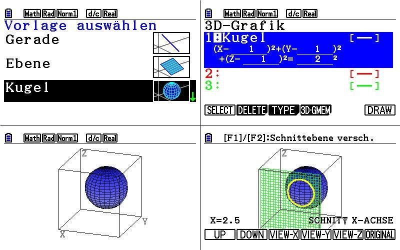 Casio FX-CG 50 - Grafikrechner - DynaTech