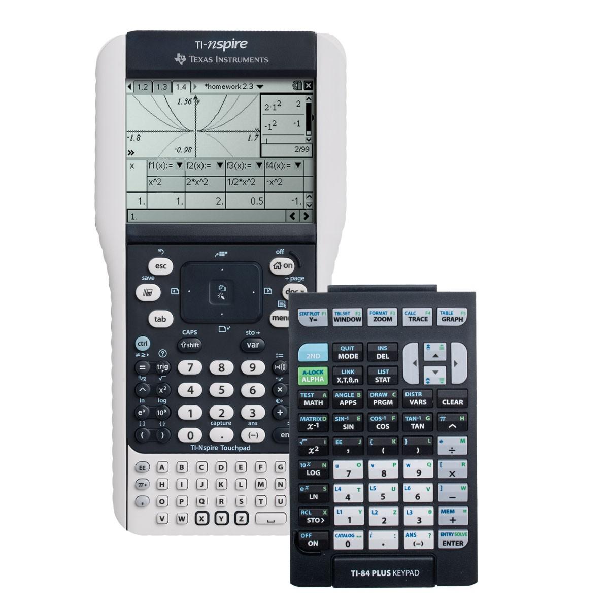 Texas Instruments TI-nspire grafikrechner Calculator+Rechnung Schule Stutenden