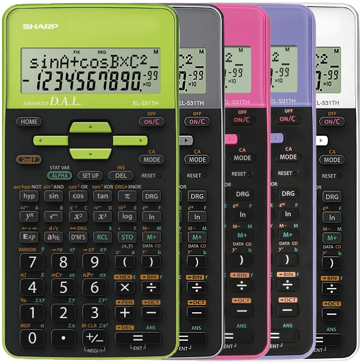 Taschenrechner Mini-Taschenrechner 8-Stelliger TaschenrechnerPDH