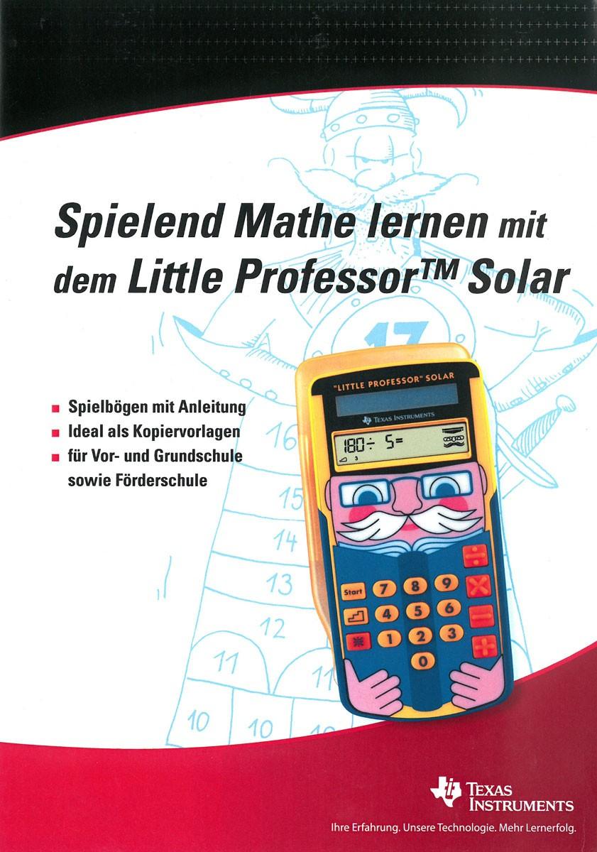 Texas Instruments Little Professor TI Little Professor + Schutztasche