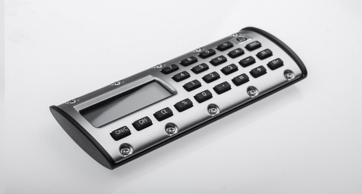 Taschenrechner Hp Hp Quickcalc Bronce