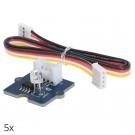 TI-Innovator Light Sensor Module - 5er Pack Lichtsensor mit Kabel