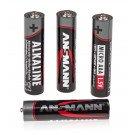 Batterie-Set AAA LR03 - Inhalt 4 Stück