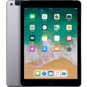 Apple iPad 9.7 Wi-Fi + Cellular 128GB - Spacegrau