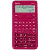 Sharp EL-W531 TL RD - Schulrechner - pink
