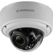 MONACOR ELAX-2812DVM ECO-Line-Dome-Farbkamera