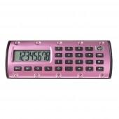 HP Quick Calc - Taschenrechner - pink 8-stelliges LCD - magnethaftend - Prozentrechnung