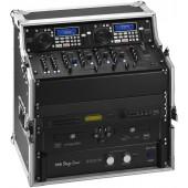 MONACOR MR-246 Professionelles DJ-Flightcase