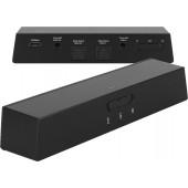 MONACOR RTX-4 Bluetooth-Audio-Transceiver