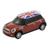 "GENIE USB-Stick ""Mini Cooper"", rot, 16GB"