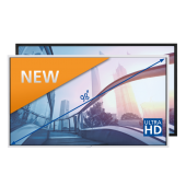 Legamaster PTX-9800UHD 98Zoll LCD 4K Ultra HD Weiß Public Display/Präsentationsmonitor