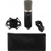 IMG STAGELINE ECMS-50USB USB-Großmembran-Kondensator-Mikrofon