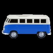 VW Bus Speaker, blau