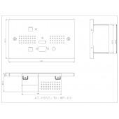 Atlona AT-HDVS-TX-WP-UK HDBaseT Transmitter, Switcher
