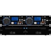 IMG STAGELINE CD-230USB DJ-Dual-CD- und MP3-Spieler
