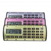 HP Quick Calc - Taschenrechner - 3er-Set - 3 Faben - pink/silber/grün - 8-stelliges LCD - magnethaftend