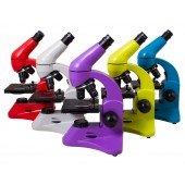Levenhuk Rainbow 50L PLUS Mikroskop AzureAzur