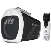 JTS WA-35 MP3-FM-Verstärkersystem mit Funkmikrofon