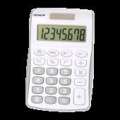 GENIE 120 S Taschenrechner silber-grau, 8-stellig