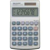Sharp EL-240 SA Schulrechner für den Einsatz in der Grundschule