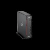 Fujitsu ESPRIMO Q558 - Mini-PC - 1 x Core i3 9100 / 3.6 GHz