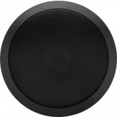 APART CMX20T-BL 2-Wege HiFi Einbaulautsprecher 100V/20W oder 16Ohm/100W RAL9010 schwarz