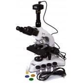Levenhuk MED D20T Digital Trinocular Microscope