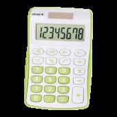 GENIE 120 G Taschenrechner grün, 8-stellig