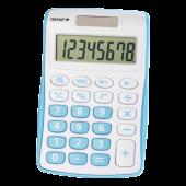 GENIE 120 B Taschenrechner blau, 8-stellig