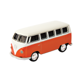 "GENIE USB-Stick ""VW Bus"" orange/weiß, 16GB"