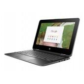 HP Chromebook x360 11 G1 - Education Edition - Flip-Design - Celeron N3350 / 1.1 GHz - Chrome OS