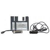 Sharp CE-LK1G Verbindungs-Kit für EL-9600/EL-9650 Kabel+Adapter+Software
