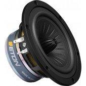 MONACOR 5-512/C8/25RP High-End-Hi-Fi-Tiefmitteltöner, 50 W, 8 Ω