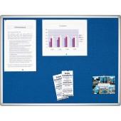 FRANKEN WWT PRO emailliert HxB 120x180 magnetisch beschreibbar mit WWT-Markern abwischbar Alurahmen