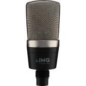 IMG STAGELINE ECMS-60 Kompaktes Großmembran-Kondensator-Mikrofon