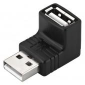 MONACOR USBA-30AA USB-Adapter, gewinkelt
