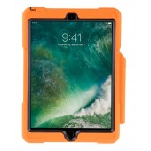 SHOCKGUARD iPad9.7 Case orange mit Pen- Halterung