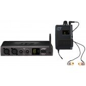 JTS SIEM-2/5 Mono-UHF-PLL-In-Ear-Monitoring-System