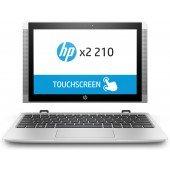 HP x2 210 G2 1.44GHz x5-Z8350 10.1'' 1280x800Pixel 4GB RAM/64GB eMMC, 2in1 Tablet mit Tastatur