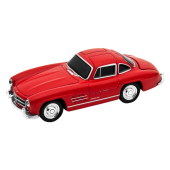 "GENIE USB-Stick ""Mercedes 300 SL"", rot, 16GB"