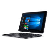 Acer One 10 S1003P-11XF Anthrazit Hybrid (2-in-1), 10.1 Zoll, Win 10 Pro