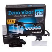 Levenhuk Zeno Vizor G3 Lupenbrille