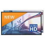 Legamaster PTX-5800UHD 58Zoll LCD 4K Ultra HD Schwarz Public Display/Präsentationsmonitor