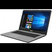 """ASUS N705UQ-GC064T, Win10 17"""" FHD, i7-7500U, 8GB, 1000 + 256 GB, 940MX"""