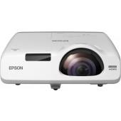 Epson EB-535W WXGA Projektor, Kurzdistanz WXGA(1280x800) - 3400ANSI-Lumen - Kontrast 16000:1