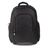 BESTLIFE Founder Business Rucksack für Laptop bis 15,6 Zoll schwarz