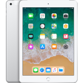 Apple iPad 9.7 Wi-Fi + Cellular 32GB - Silber